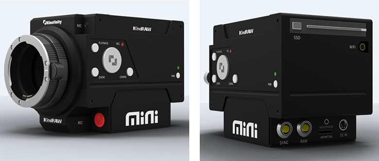 Kinefinity KineRAW MINI