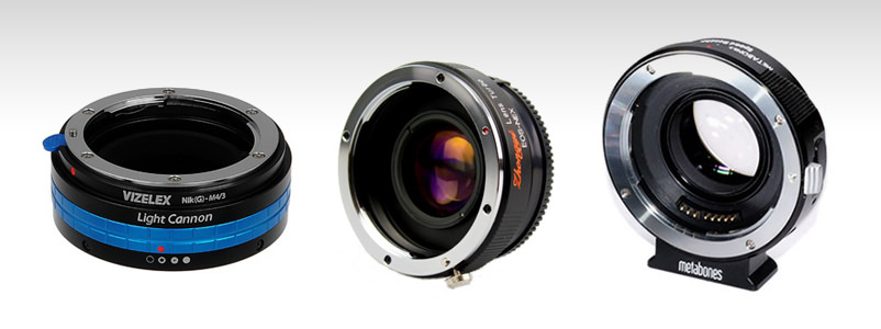 Focal Reducers