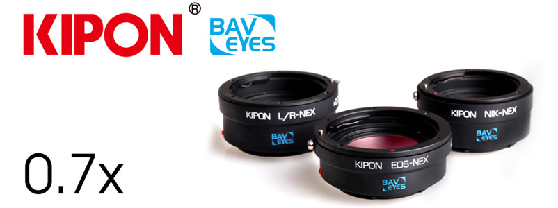 Kipon Baveyes 0.7x Focal Reducer