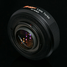 Lens Turbo for Micro 4/3