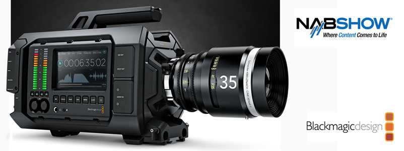 Blackmagic Design URSA