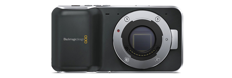 Blackmagic Design Pocket Cinema Camera Mk. II