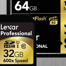 Lexar ends all removable storage production